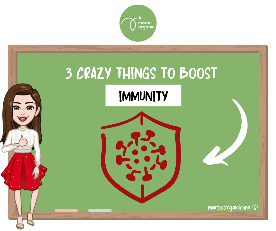 crazy things to boost immunity