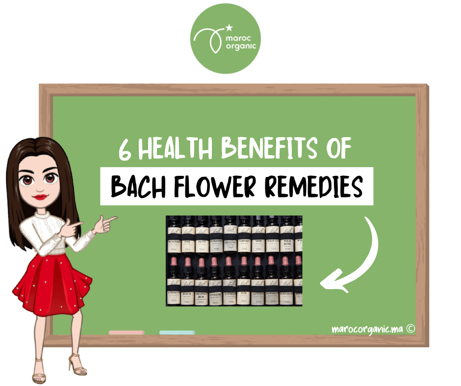 6 health benefits of bach flowers remedies