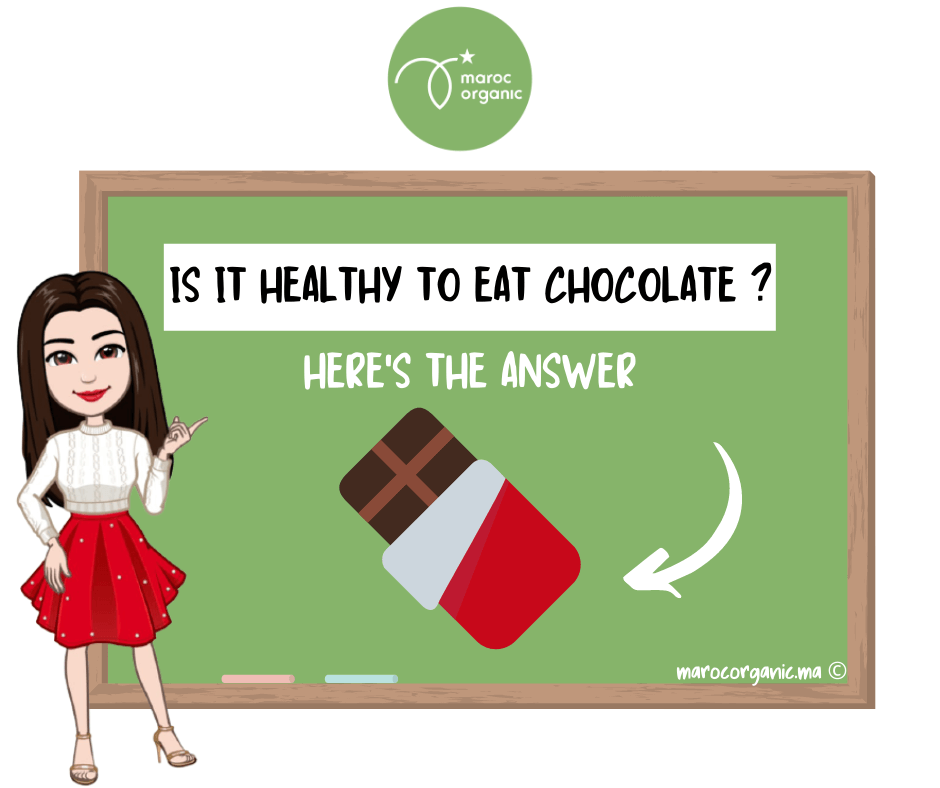 is it healthy to eat chocolate