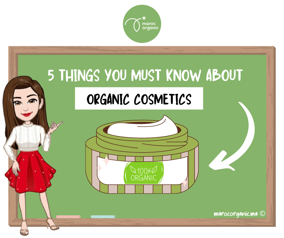 5 things you must know about organic cosmetics