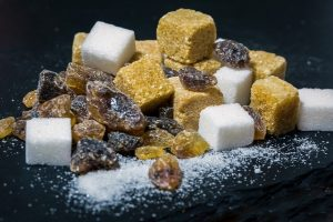 different types of sweetener sugar substitute