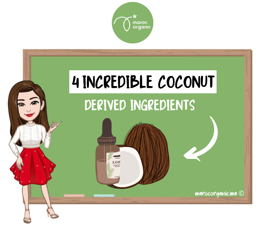 Incredible coconut derived products