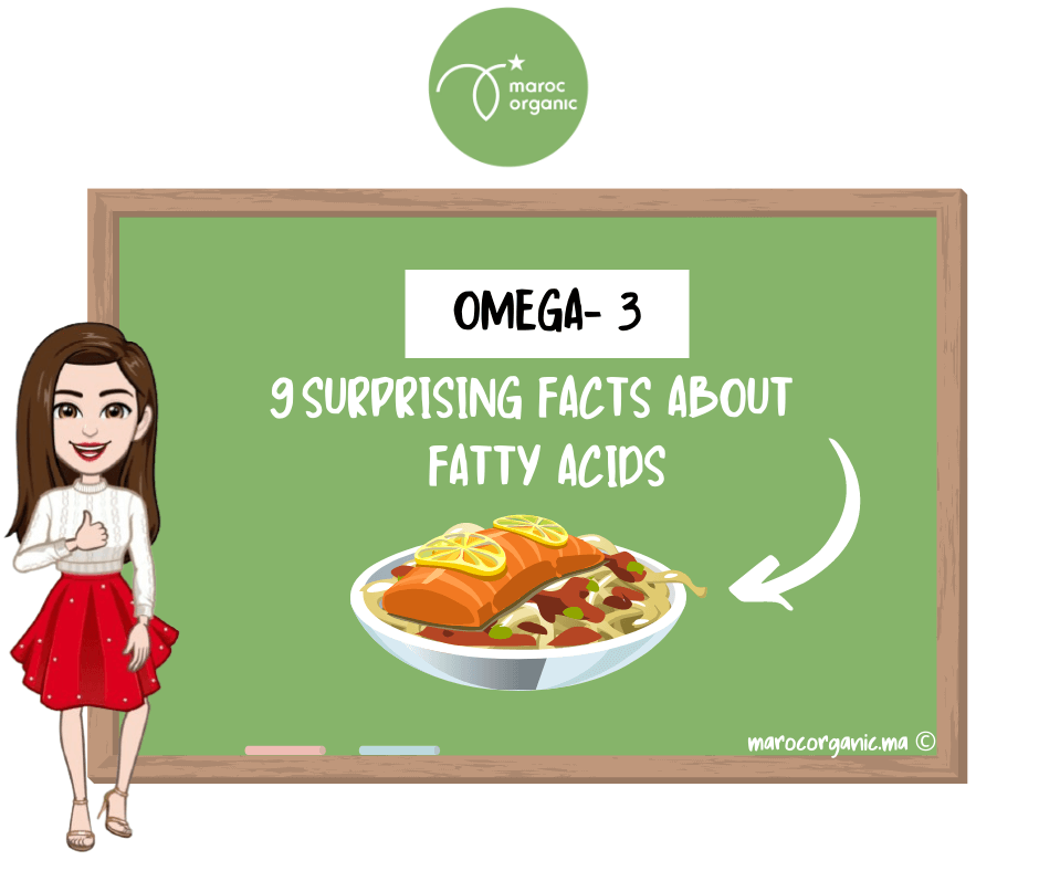 omega-3 surprisng facts